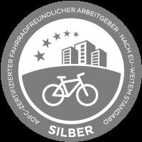 Zertifizierter Fahrradfreundlicher Arbeitgeber